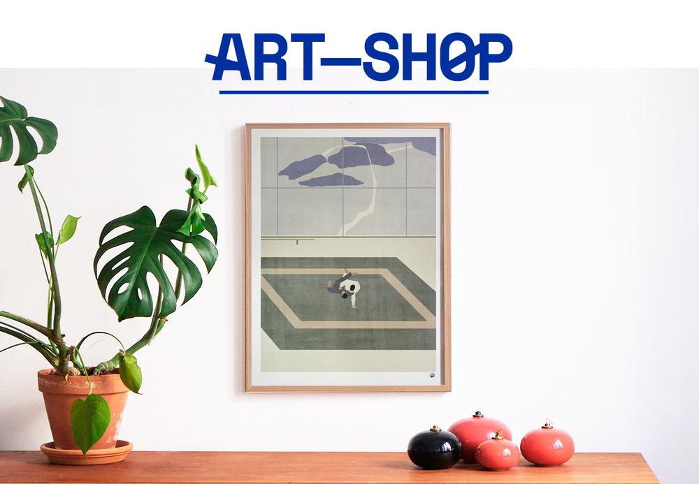 Mästerverk Art shop