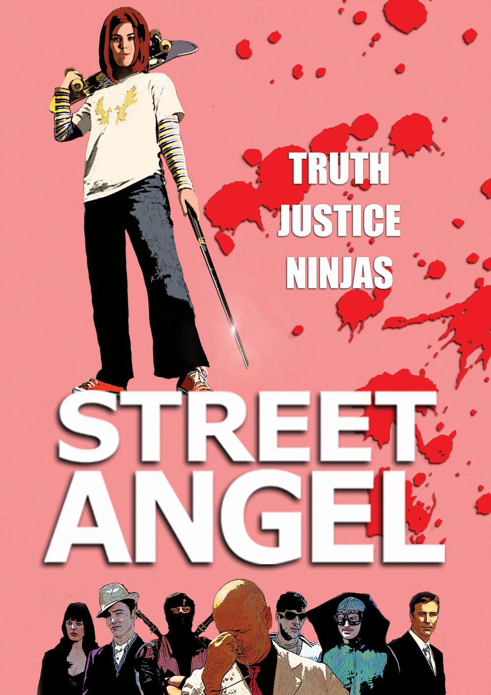 STREET ANGEL  2008, 16 mins Role: Writer / Director