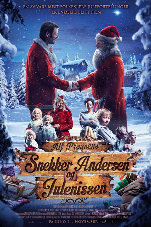 Copy of Snekker Andersen og Julenissen