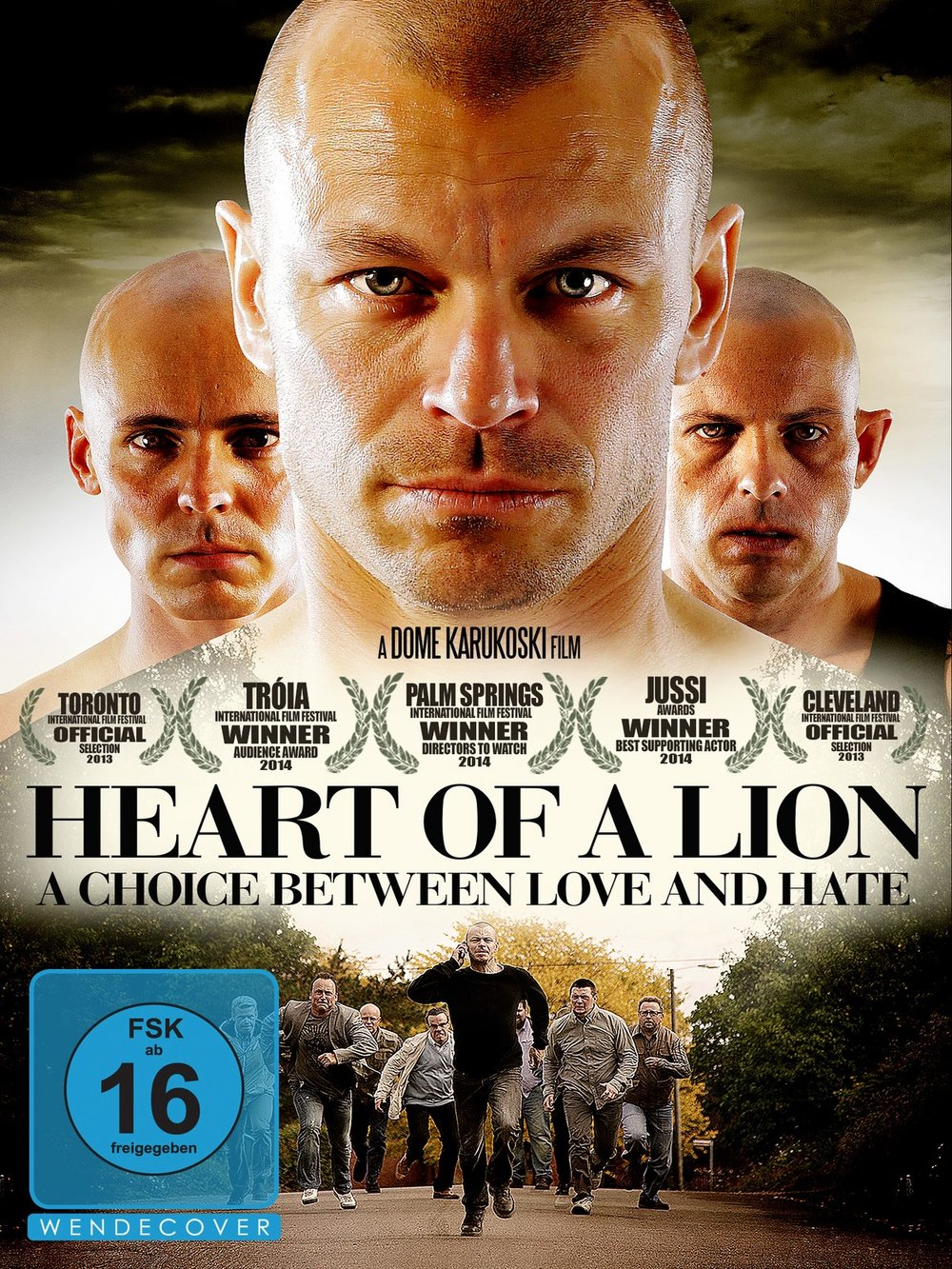 Copy of Heart Of A Lion