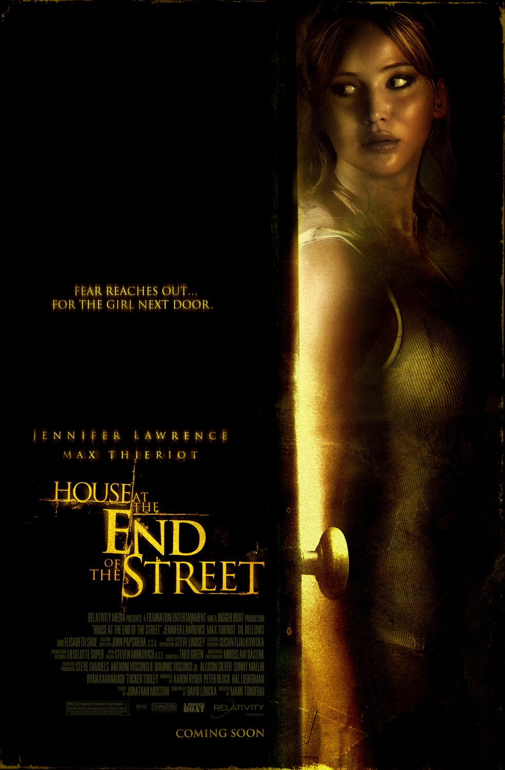 Copy of House At The End Of The Street