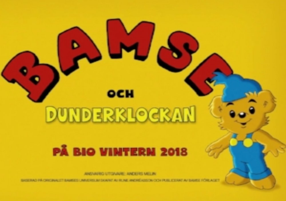Bamse and The Thunder Bell   We at filmgate are happy to announce that the trailer for the adventurous movie Bamse och Dunderklockan is out now!   https://vimeo.com/287620585