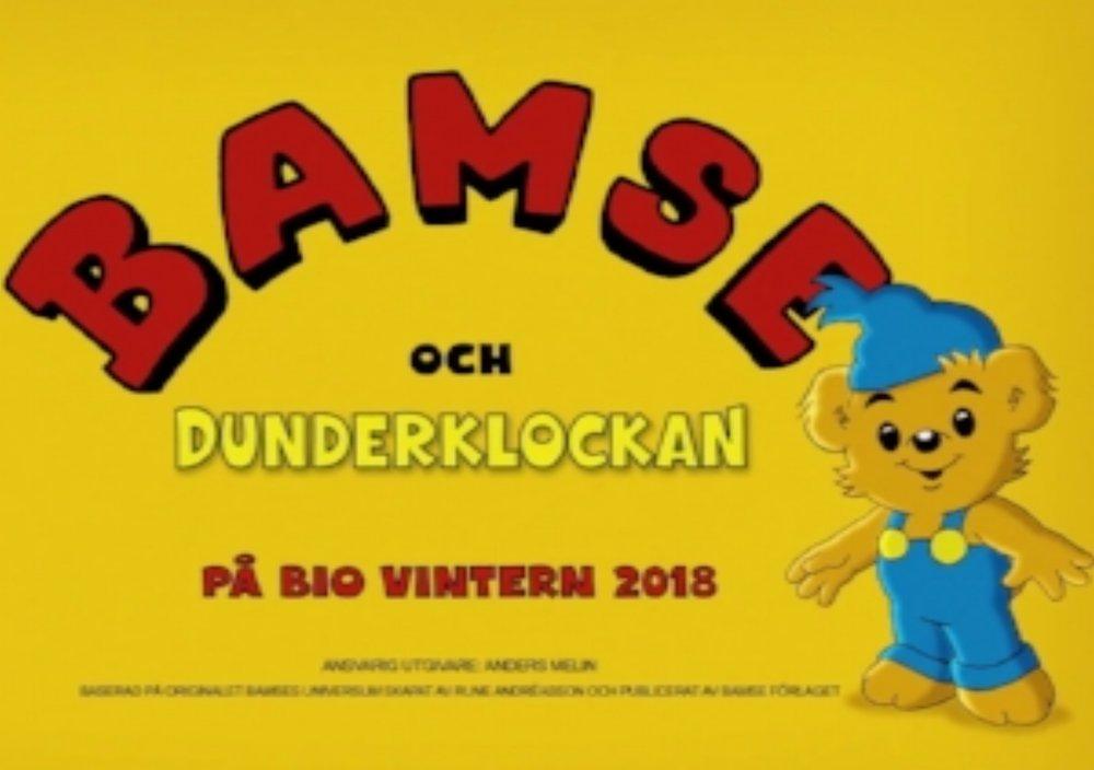 Bamse and The Thunder Bell   Vi på filmgate är glada att kunna berätta för er att trailern till den nya äventyrliga filmen Bamse och Dunderklockan nu finns tillgänglig!   https://vimeo.com/287620585