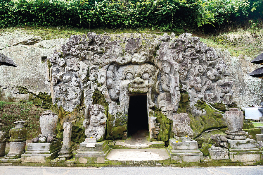 Goa Gajah - The Elephant Cave - Was Sculpted In The 9th Century | NOW! Bali
