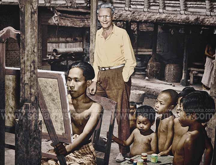 De-schilders-Soberat-en-Rudolf-Bonnet-op-Bali.jpg