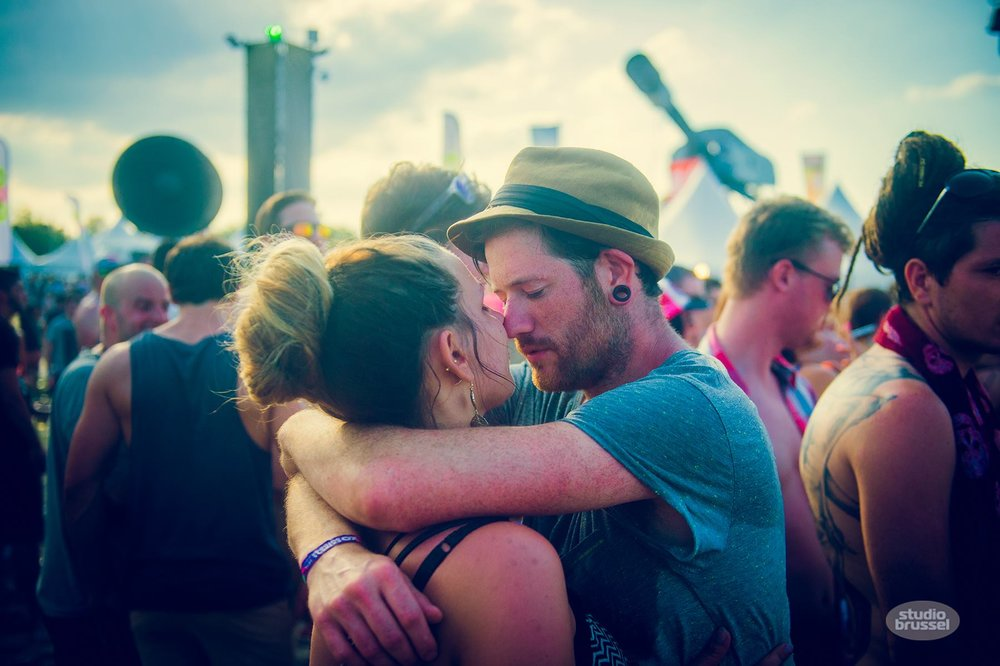 Magali & Wesli's perfect sunset @ Extrema Outdoor 2015
