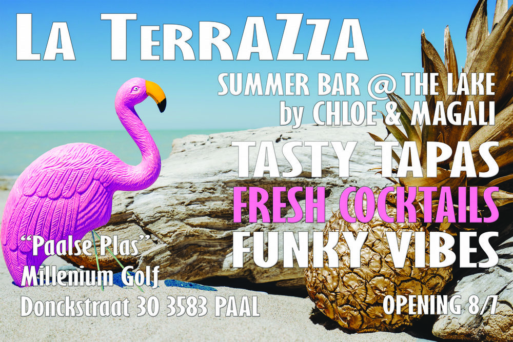 la terrazza - rooftop summer bar by the lake