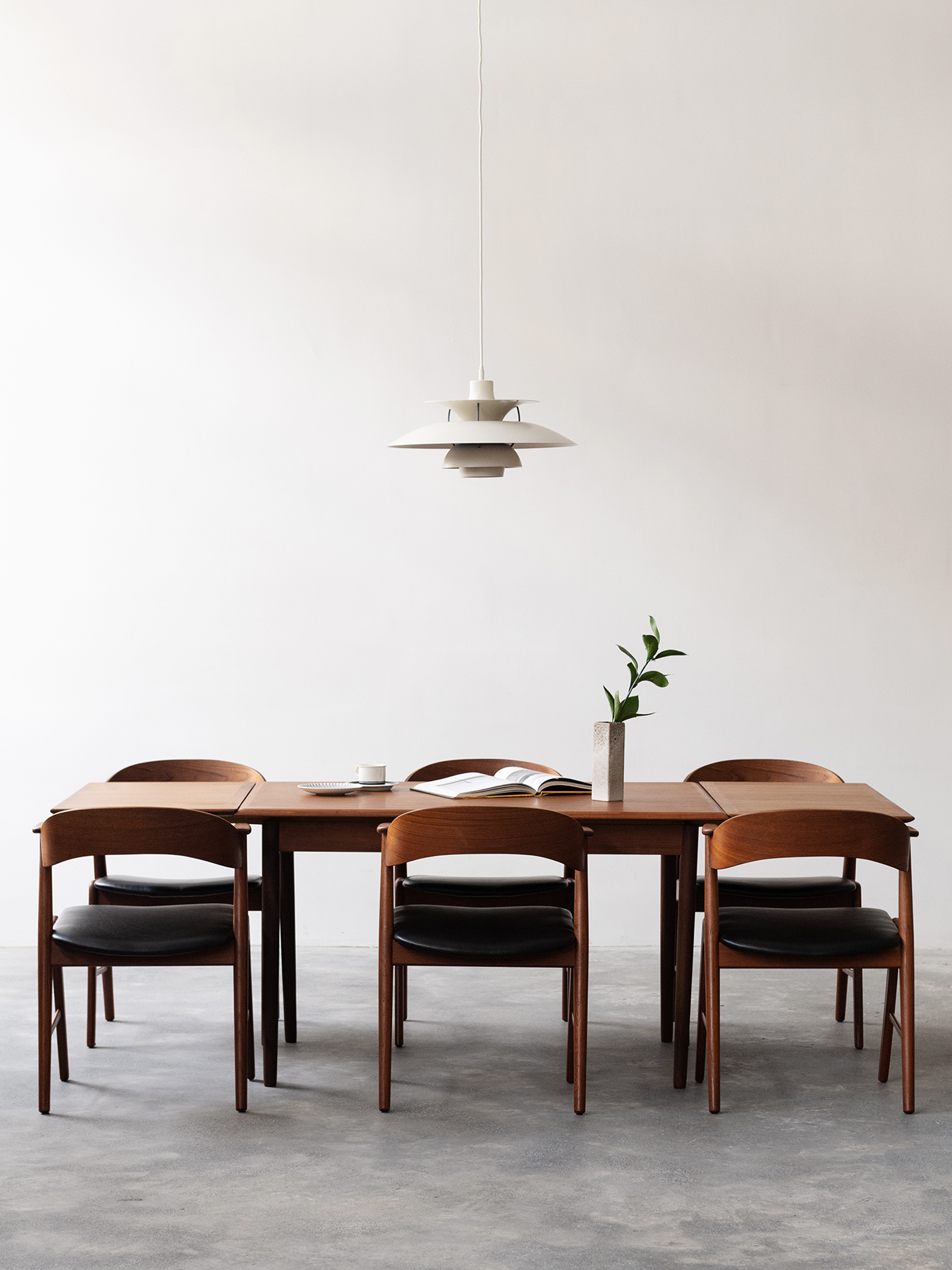 Sold Danish Dining Table Noden Original Vintage Scandinavian Furniture Singapore