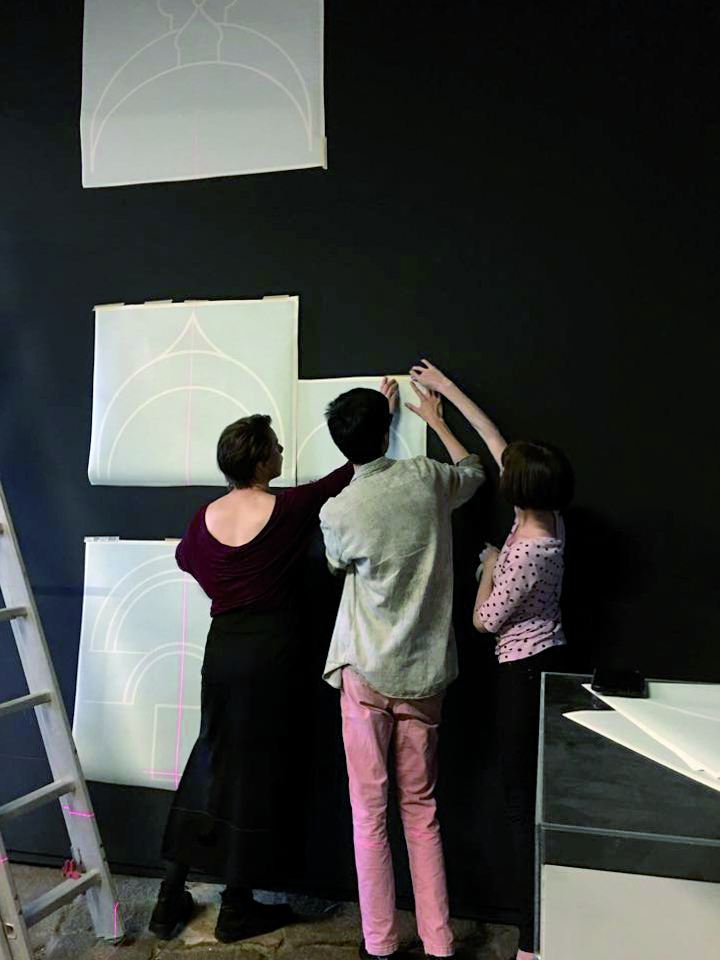 Chiara Enzo, Fu Sen e Marta Naturale.jpg
