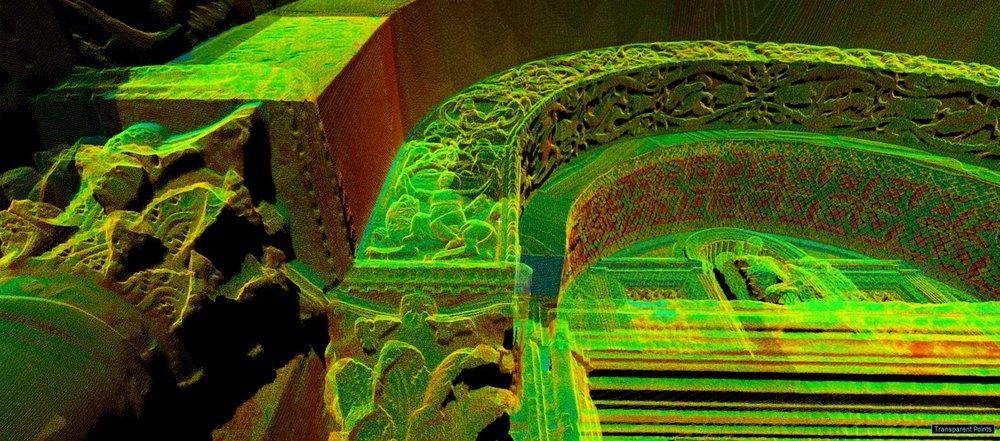 Venezia Basilica di San Marco-laser scanner-modellazione 3Dc X.JPG