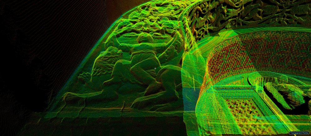 Venezia Basilica di San Marco-laser scanner-modellazione 3Dd X.JPG