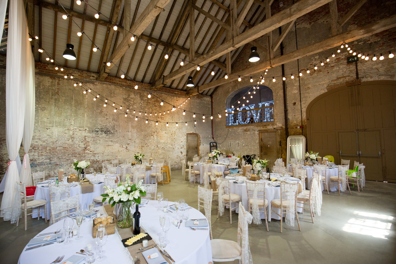 Venue dressing — Gemma White Weddings & Events