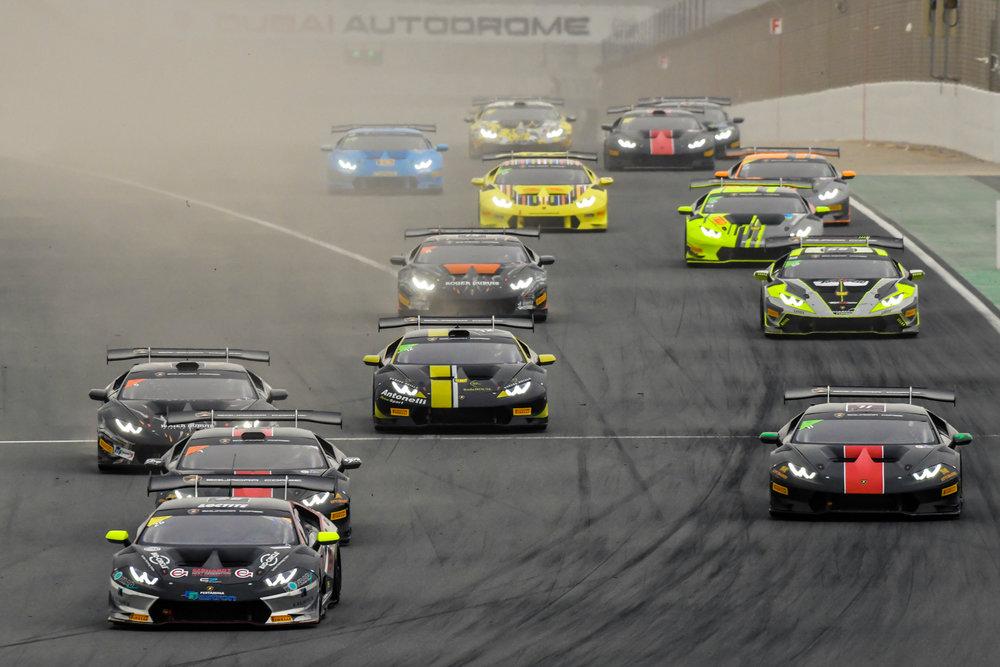 Photo credits:Lamborghini Squadra Corsa