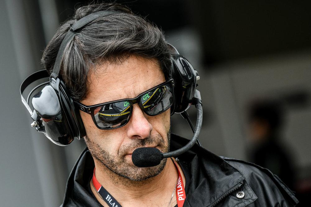 Domenico Schiattarella | Team Principal