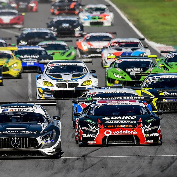 GT Open Championship -