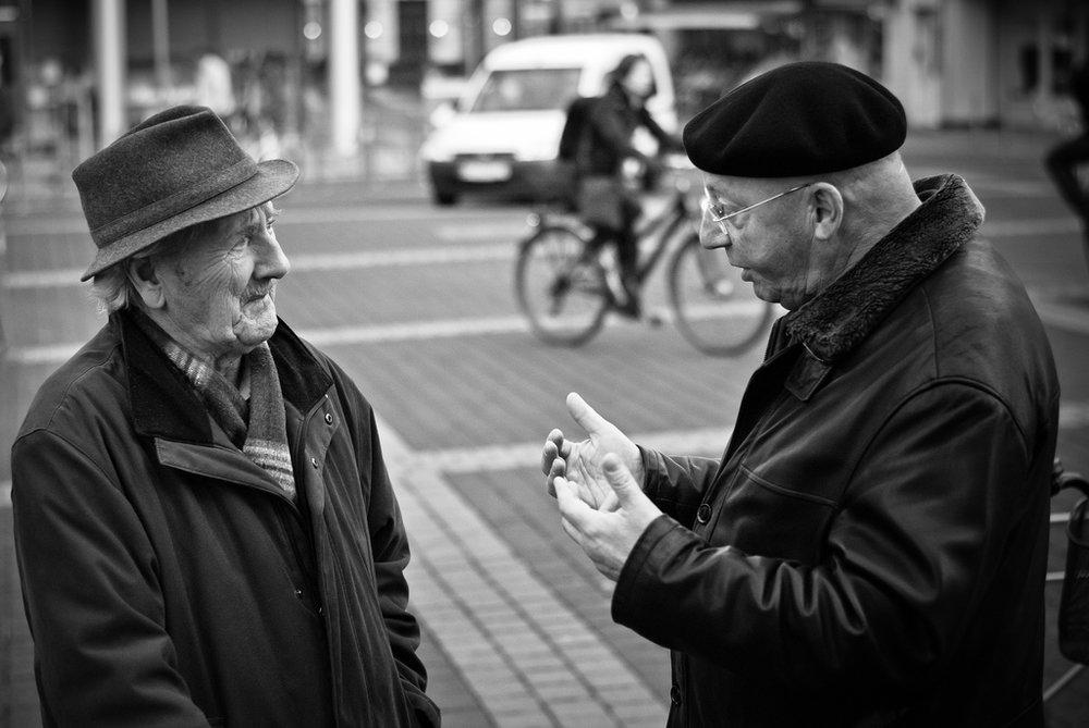 Flerkulturell kommunikasjon er en omfattende prosess som krever riktig verktøy: Foto: Thomas Szynkiewicz, Flickr