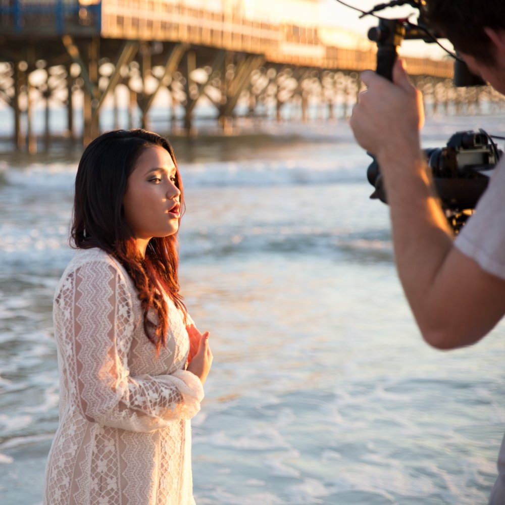 Kayla is in our Artist Development Program. Click this photo to watch her latest music video.