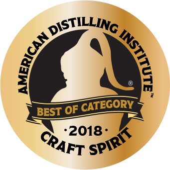 Best Of Category -  American Distilling Institute 2018