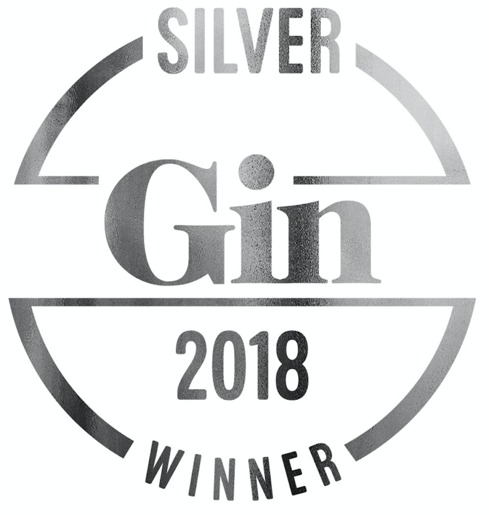 Silver Medal -  Tasting Australia Spirit Awards 2018