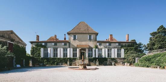 Vers le site du Château de Paraza ...