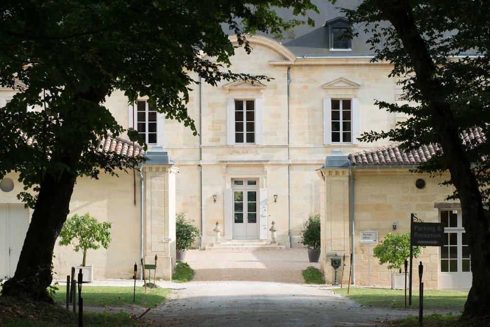 Vers le site du Château Siaurac