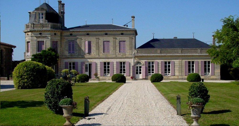 Vers le site du Château Chasse-Spleen