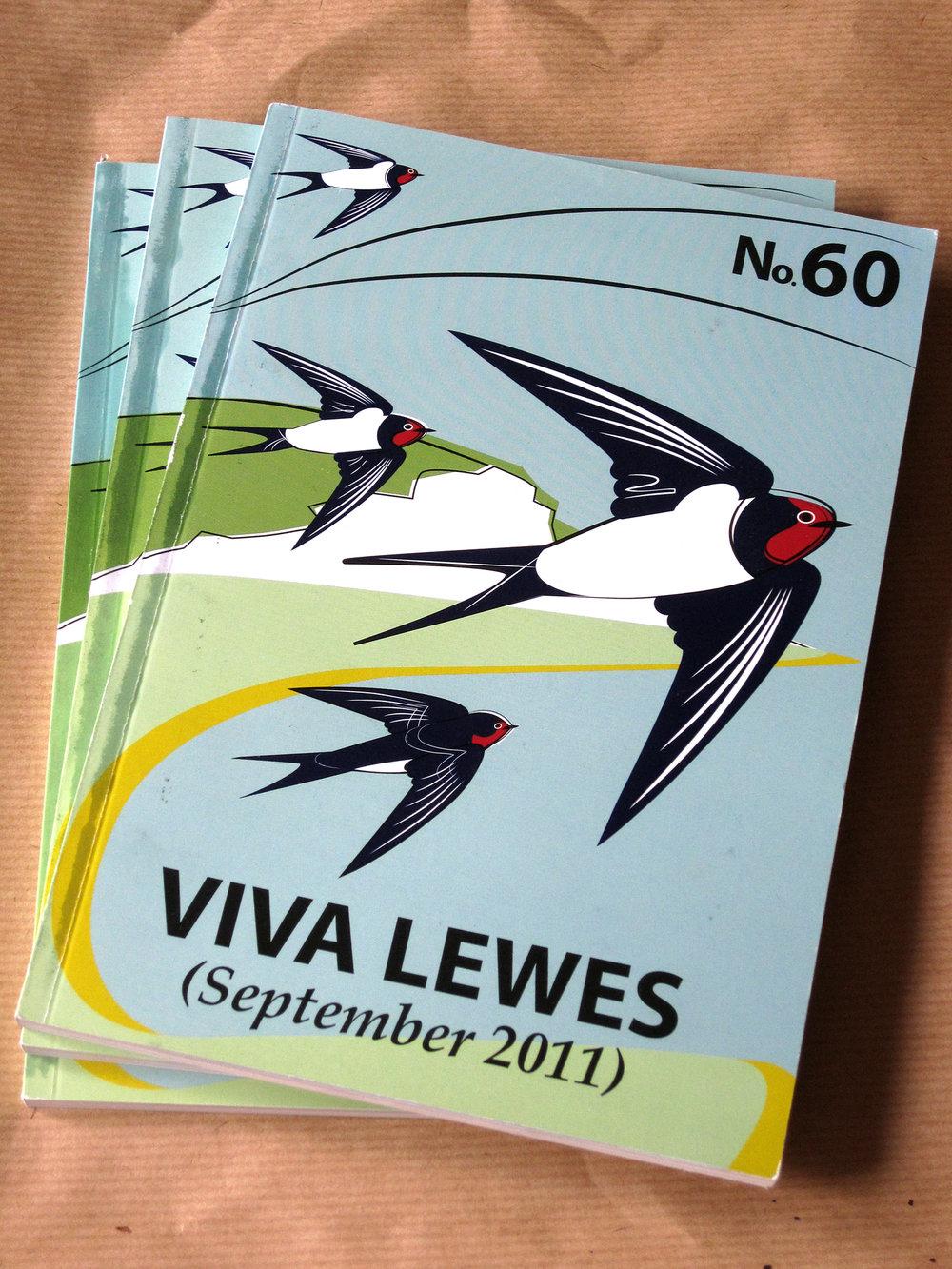 Viva Lewes September 2011 Issue