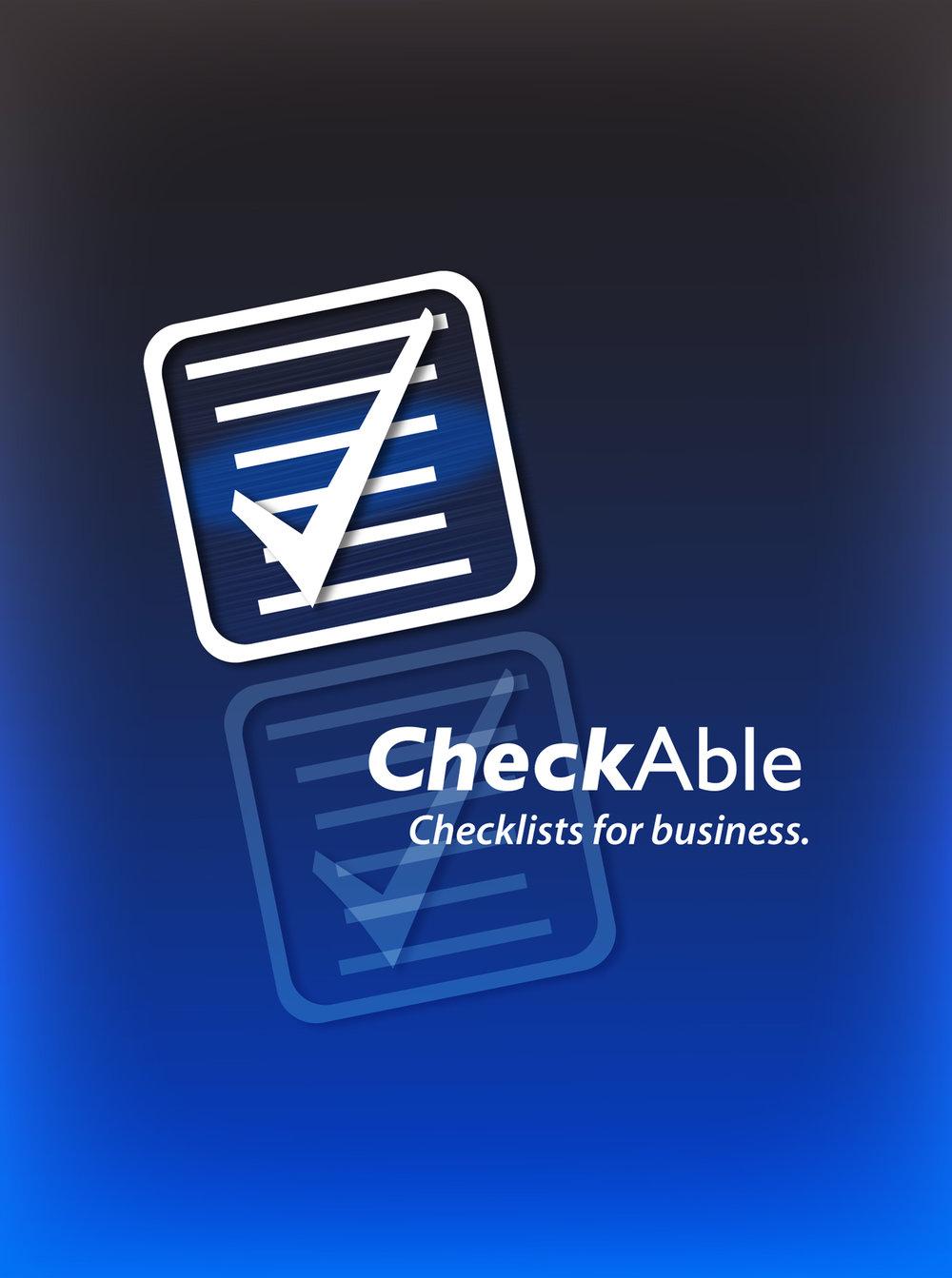 Graphics & Logo for Checkable Mobile App.