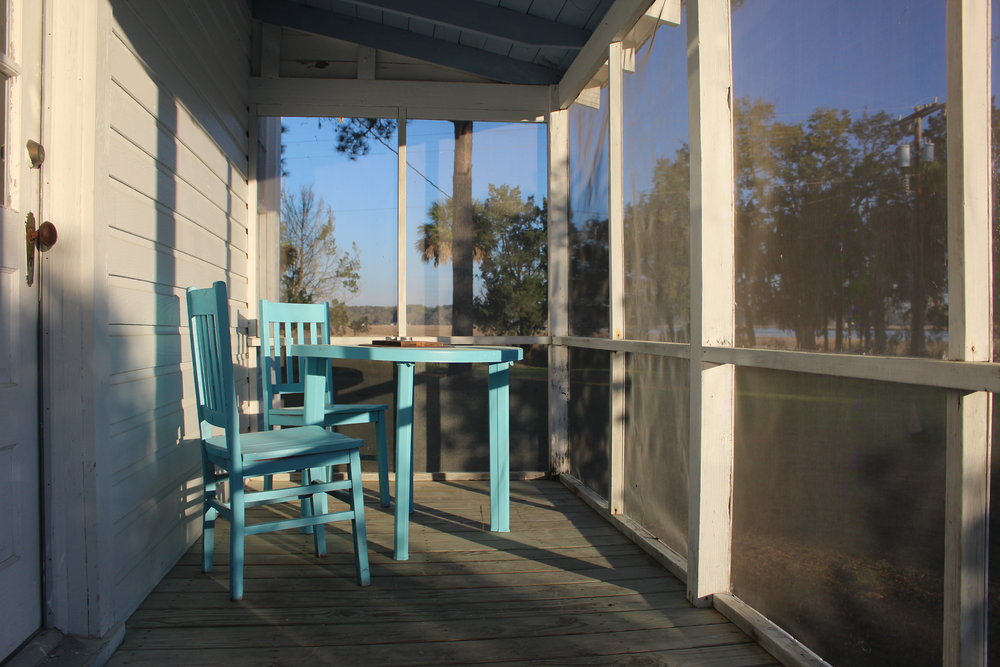 Little Cottage porch