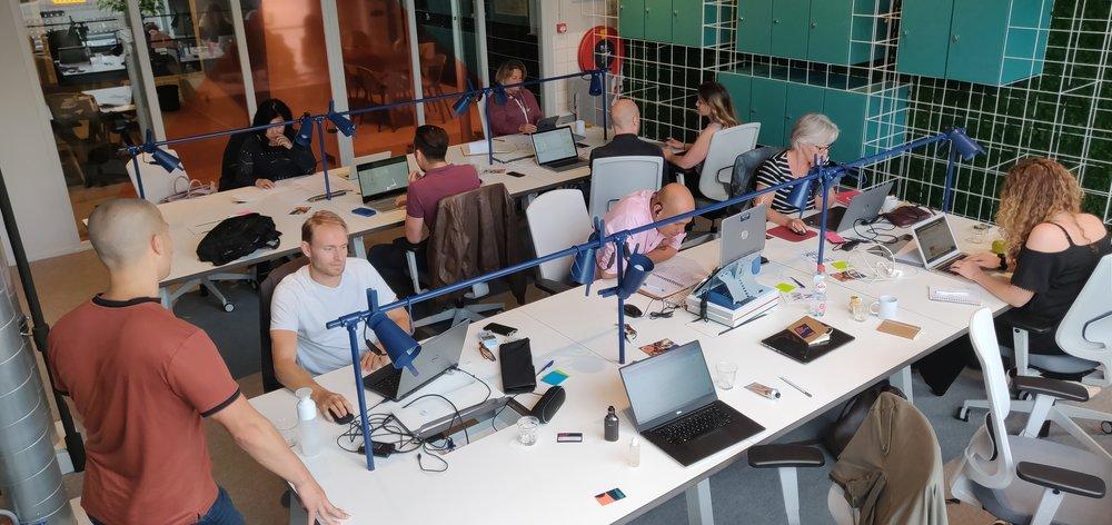 CO-DOO Coworking Rotterdam