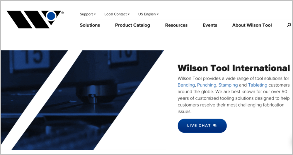 Wilson Tool International