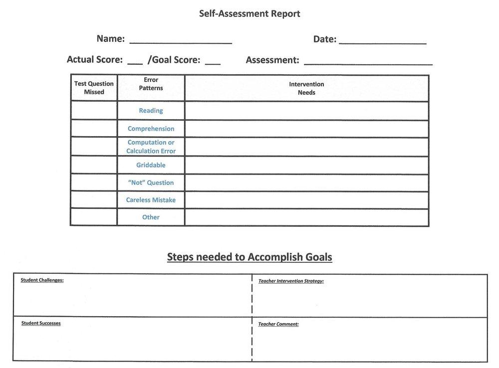 Self Assessment Report - 6th Grade.jpg