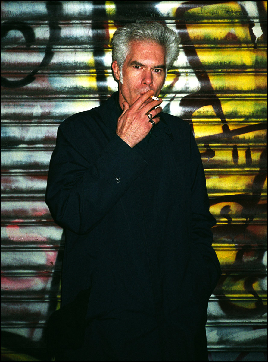 Movie director Jim Jarmusch