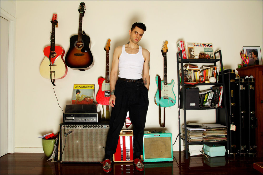 Musician & DJ Justin Dean Thomas