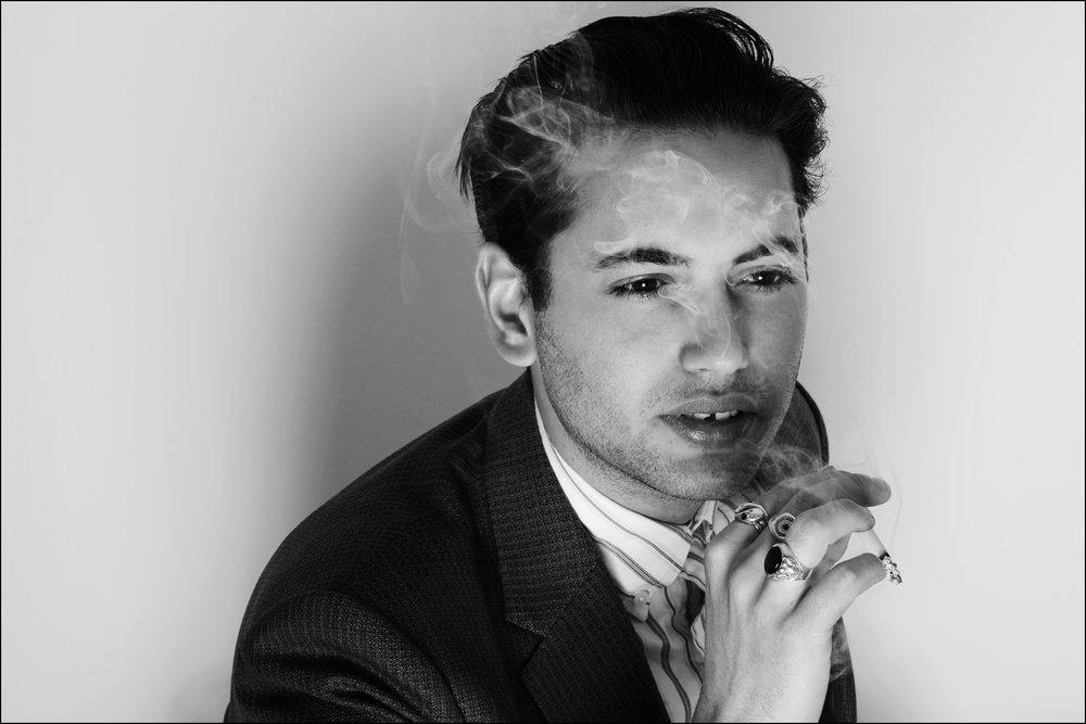 Musician Lewis Durham