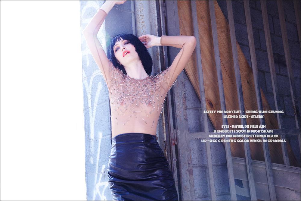 Sarah McCall MSA Models