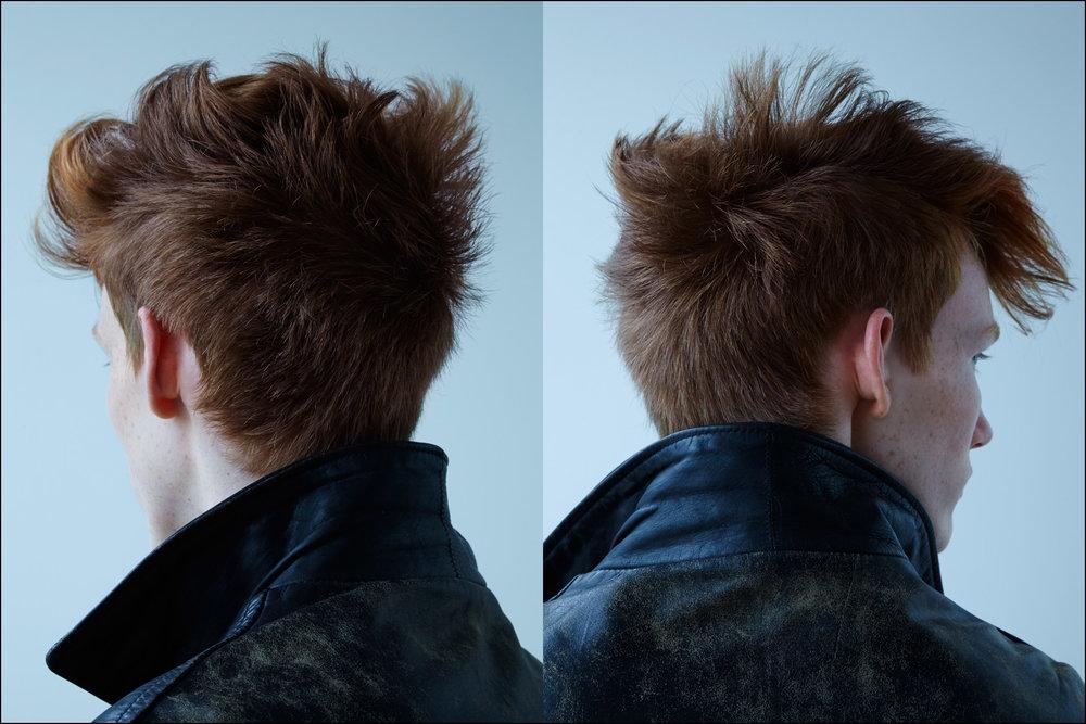 Model Matt Pitt