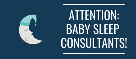 Upcoming webinar for Sleep Consultants or Sleep Coaches - Do your clients struggle with sharing a room with a baby while traveling? We have a solution!Sunday, October 7 | 8:30 - 9:15 pm ET