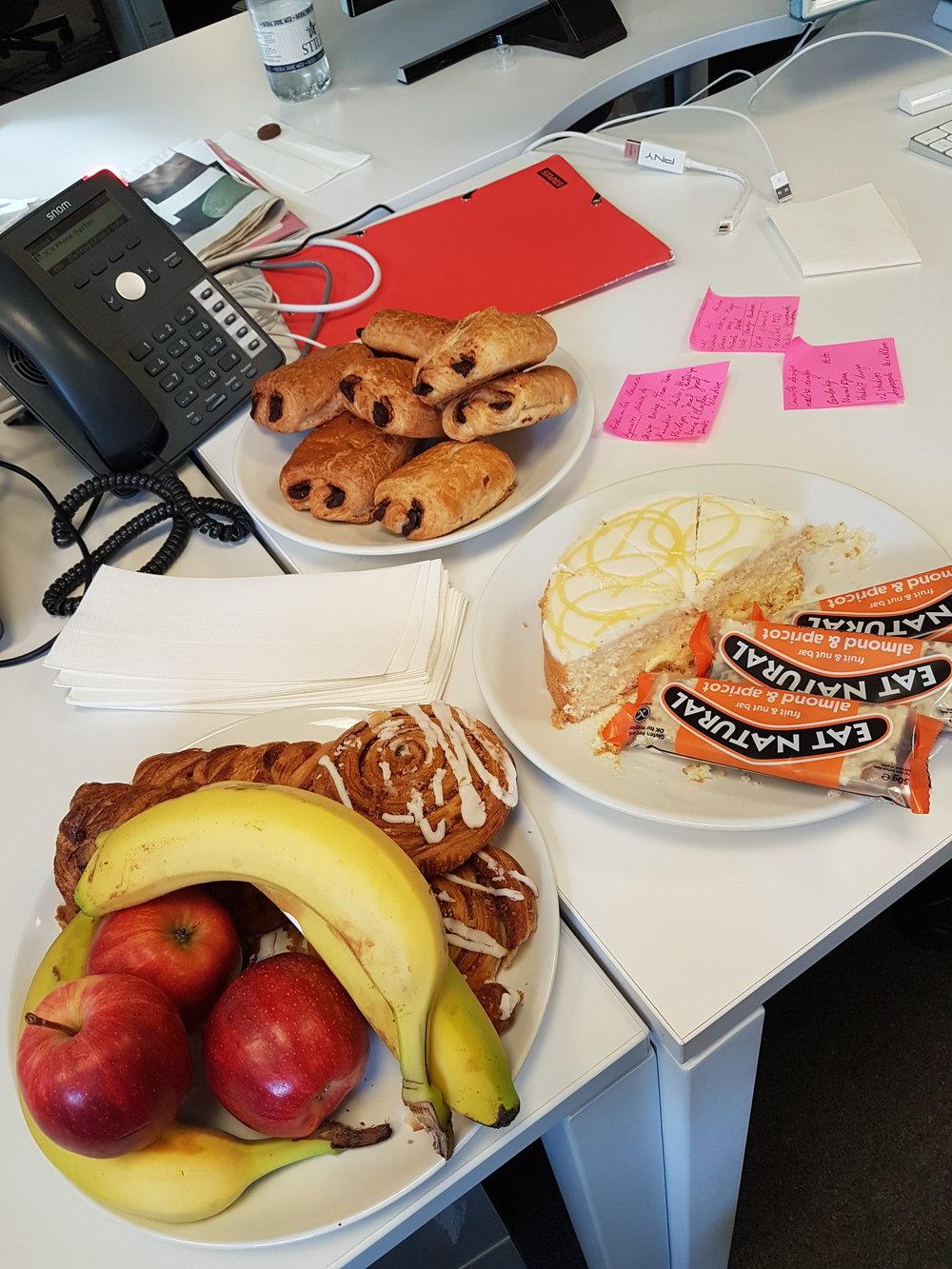 Friday breakfast!!