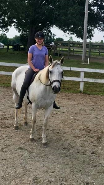 Working with HERD has been a fantastic experience. It is so evident that all of the people involved are so passionate about their work and are certain to provide the best experience to the horses in the HERD program. We adopted Jazzy-Saphira from HERD in April 2018 to become a part of our equine assisted psychotherapy program at CORRAL Riding Academy in Cary, NC. We are a nonprofit that pairs rescued horses with girls in high-risk situations for healing and transformational life change through a long term holistic approach. HERD pulled Jazzy from the Bastrop kill pen in Louisiana in December 2017. She is an amazing horse with such heart and willingness to connect with people. She is a great fit for our program and we are so excited to see her help change the lives of our participants.   Leanne Nieforth  Equine Manager   CORRAL Riding Academy