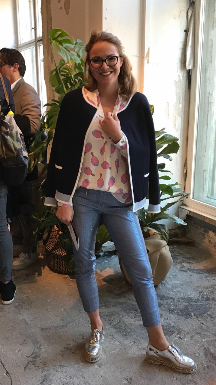Mein Prinzessin Anna- Dorothee Schumacher Fashion-Show Look