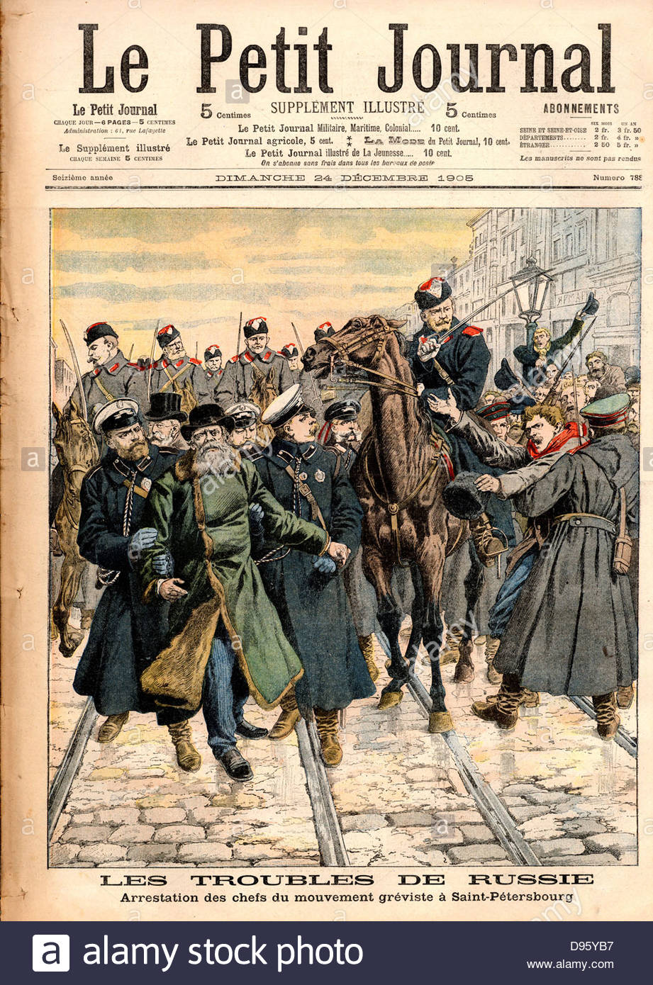 unrest-in-russia-revolutionary-uprisings-in-1905-the-arrest-of-a-strike-D95YB7.jpg