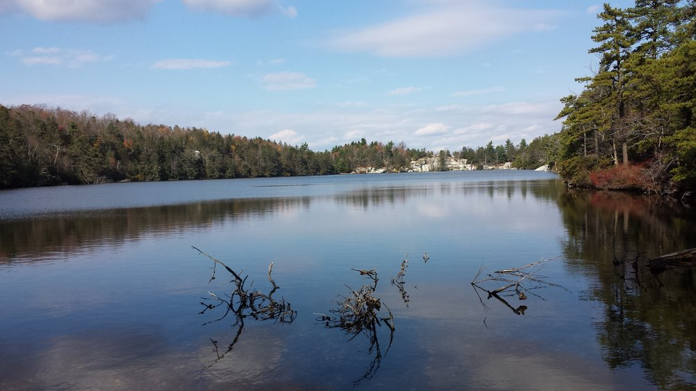 Lake Minnewaska, NY