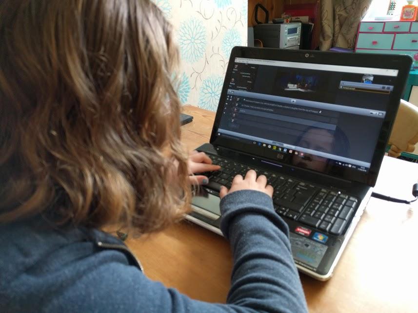 student using nawmal
