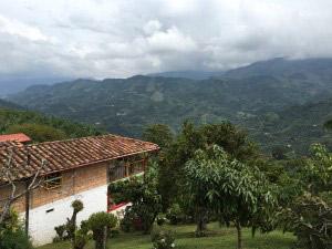 Overlooking Hacienda Orizaba