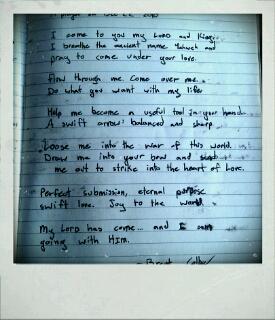 A poem.