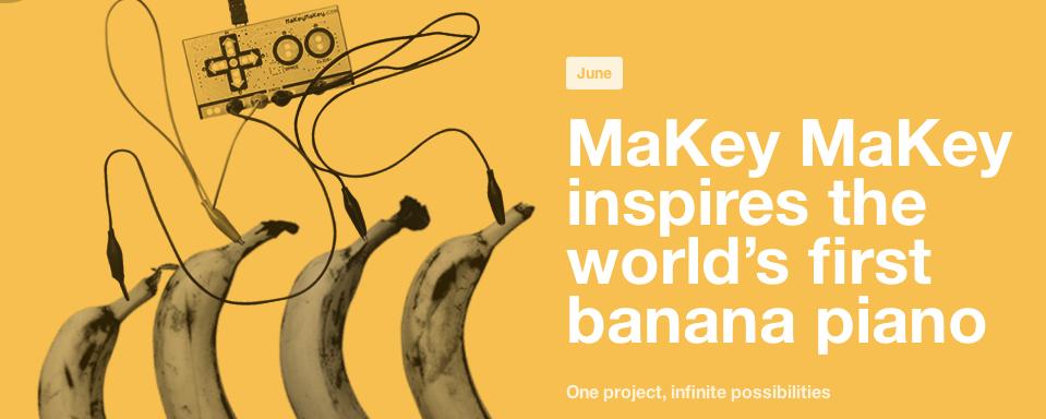 Banana Piano