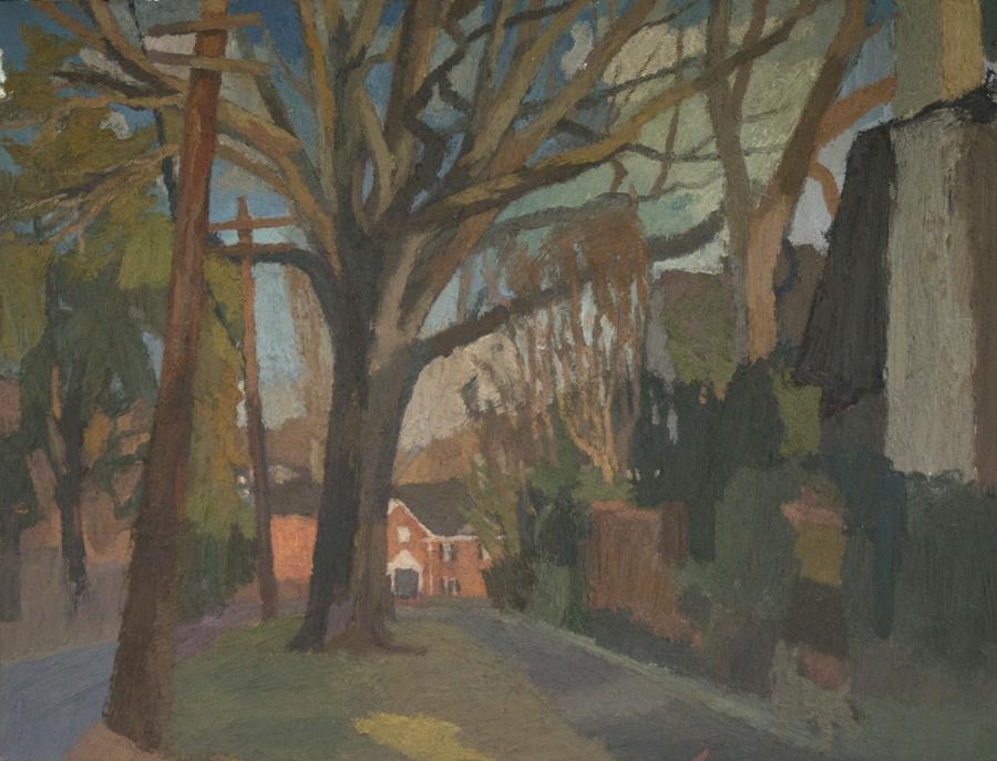 Laurens Street