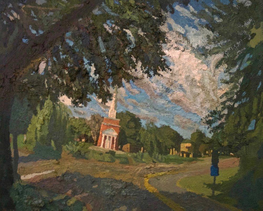 The Bell Tower, Heathwood Hall