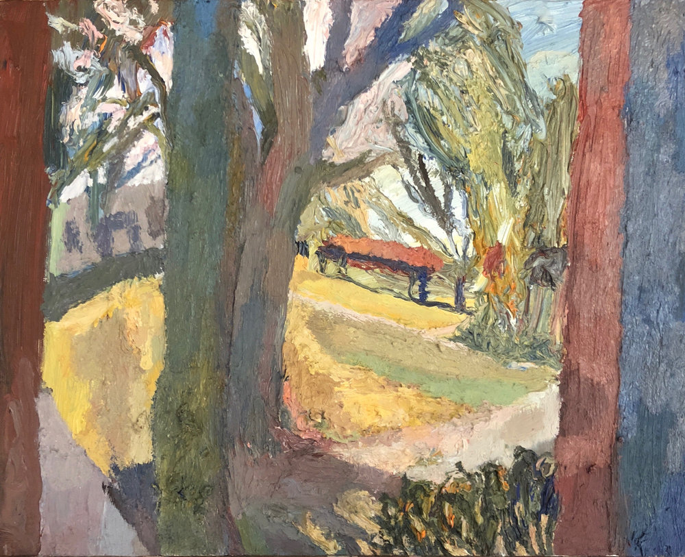 Art New England - The Fiction of SightLandscape Painting workshopwith Brian Rego7/22/18 -7/28/18